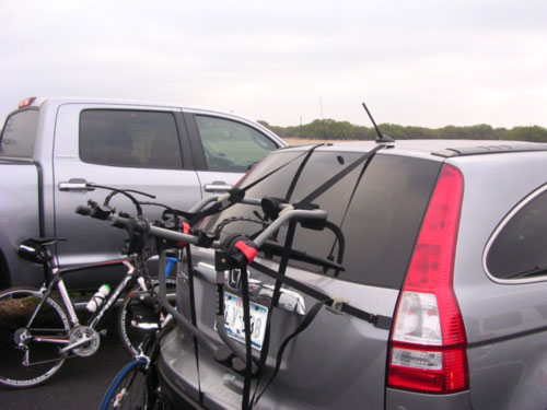 Bike Rack For Suv The King Joe has six